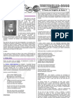 Literatura - Pré-Vestibular Impacto - A Poesia de Gregório de Matos 1
