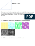 Index of Examples   Generative Landscapes