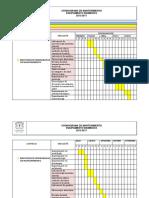 PA GA 5.4.2 PL 1 Anexo1.5 Cronograma Equipo Biomedico