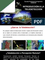Teledetección Ambiental  - Geoambiental S.R.L.
