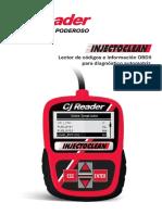 Manual CJReader