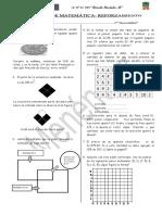 Prac Matematica- Octubre