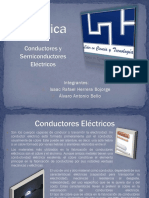 Química Conductores y Semeconductores