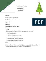 newsletter5 december