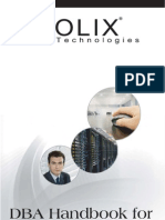 DBA Handbook