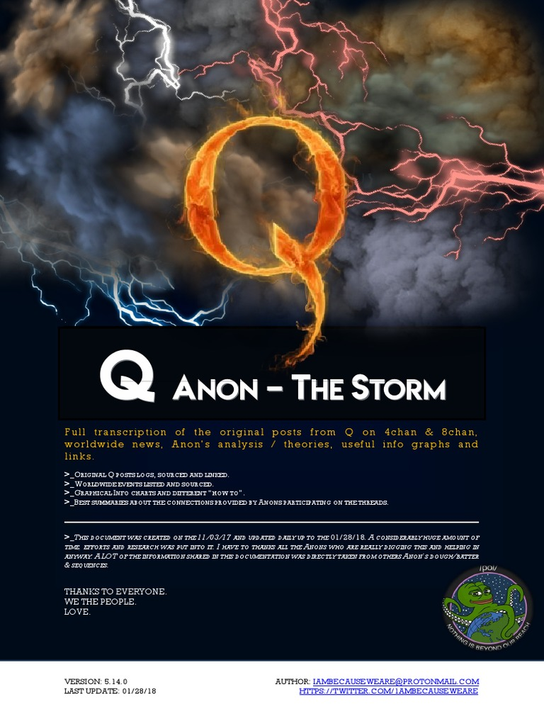 The book of q the biggest drop ever 012818 version 5140 fandeluxe Gallery
