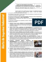 04 Alerta de Seguridad Industrial -Incremento de Accidentes de Manos