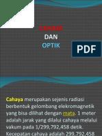 Persentasi Cahaya Dan Optik.pptx