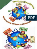 Para Cartel Del Medio Ambiente y Rio Chira