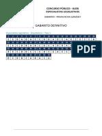 Alerj2016 Espec Gabarito Definitivo