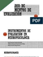 Seminario de Instrumentos de Evaluación