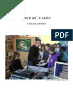 Faire de La Radio à l'École Primaire