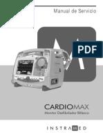 02 Manual de Servicio Cardiomax