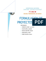 Analisis de Mercado _ 2 _Formulacion de Proyectos Mineros