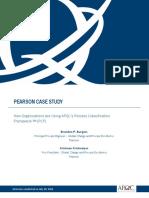 Pearson Case Study