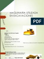 Movimientos (maquinaria de excavacion)