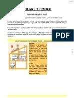 Solare termico,tabelle
