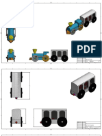 train car dwg files