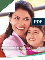 MaxbupaHeartbeatcorporatebrochure