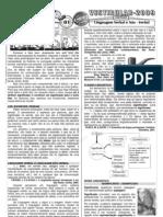 Português - Pré-Vestibular Impacto - Linguagem - Verbal e Não - Verbal
