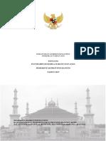Standar Harga Barang dan Jasa Provinsi Banten 2017