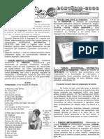 Português - Pré-Vestibular Impacto - Funções da Linguagem - Justificativa 4
