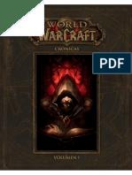 World of Warcraft Cronicas - Volumen I español