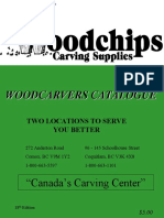 Woodchips Carving Supplies - Canada