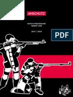 Anschutz Target Line 2017 2018 de En