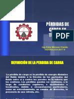 PERDIDA DE CARGA.ppt