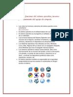 Diferenciar Las Funciones Del Sistema Operativo
