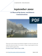 11 September 2001 - Critical Communication - ERD - Mexico