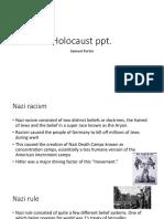 holocaust ppt