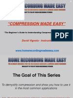 Basic Guide to Compression