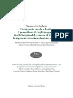Da signoria rurale a feudo - Alessandro Barbero.pdf