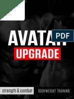 Avatar Upgrade