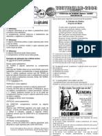 Português - Pré-Vestibular Impacto - Estrutura do Período Simples - Termos Oracionais 09