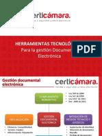 Herramientas Tecnologicas Para La Gestion Documental Electronica