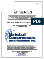 Bristol Compressor - G_Series