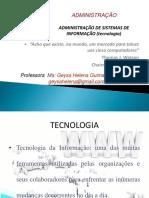 Tecnologia Da Informação - Hardware