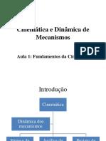 Cinemática e Dinâmica de Mecanismos 1.pdf