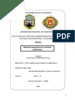 Regimen Cambiario en El Sistema Monetario Monografia Unh Apa 2