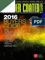 Powder Coating - Buyer's Guide