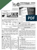 Português - Pré-Vestibular Impacto - Estrutura do Período Simples - Termos Oracionais 01
