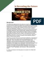 Chanukkah 5778