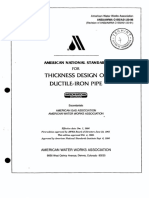 AWWA C150-A21.50-96 - Thickness Design of Ductile-Iron Pipe.pdf