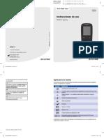Manual de Uso Active IV - Meter