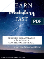 Learn Vocabulary Fast