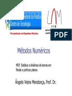 Capitulo9_MEFflexaoDinamica