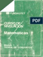 Matematica Teoria de Conjuntos